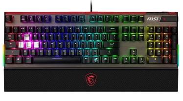 MSI Vigor GK80 CS Gaming Keyboard US