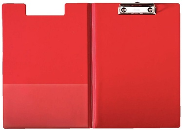 Esselte Clipfolder With Cover Red