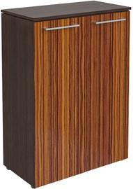 Skyland Cabinet MMC 85.1 85.4x118.8x42.3cm Macassar/Wenge Magic