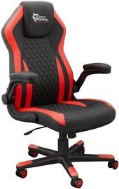 WhiteShark Gaming Chair Dervish K-8879 Black/Red