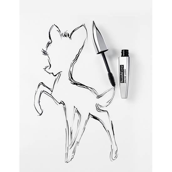 Skropstu tuša L´Oreal Paris Bambi Eye False Lash Black, 8.9 ml