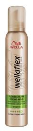 Wella Wellaflex Ultra Strong Hair Mousse 200ml