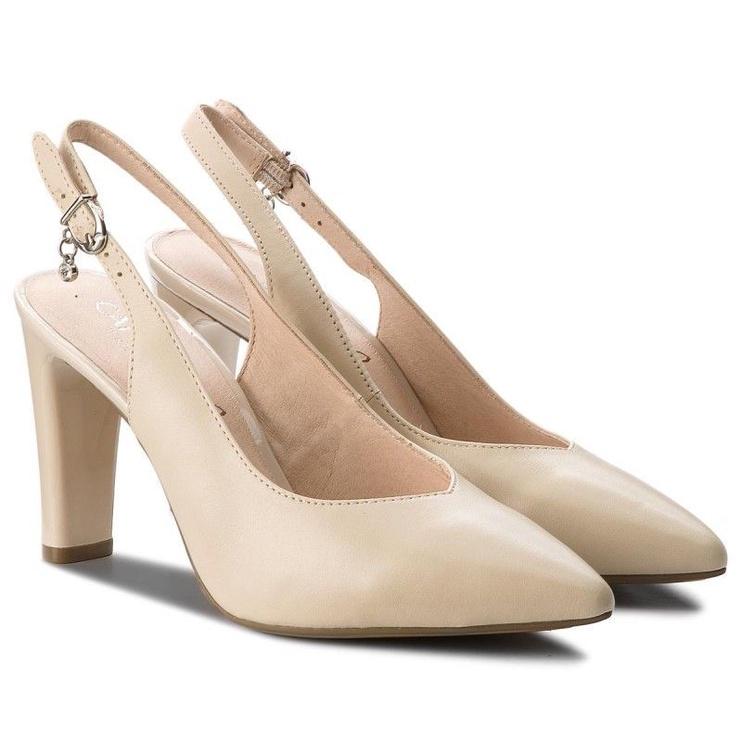 Caprice Sandals 9-29603-20 Beige 39