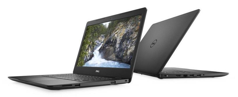 Dell Vostro 14 3490 Black i5 8/256GB UHD W10H