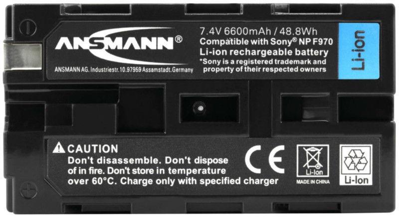 Ansmann A-Son NP-F970 1000mAh