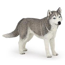 Dzīvnieku figūra Papo Siberian Husky 54035