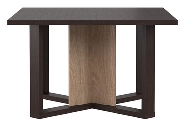 Skyland ACT 1212 Conference Table 120x120cm Wenge/Devon Oak