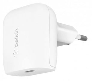 Belkin USB Type-C Wall Charger White