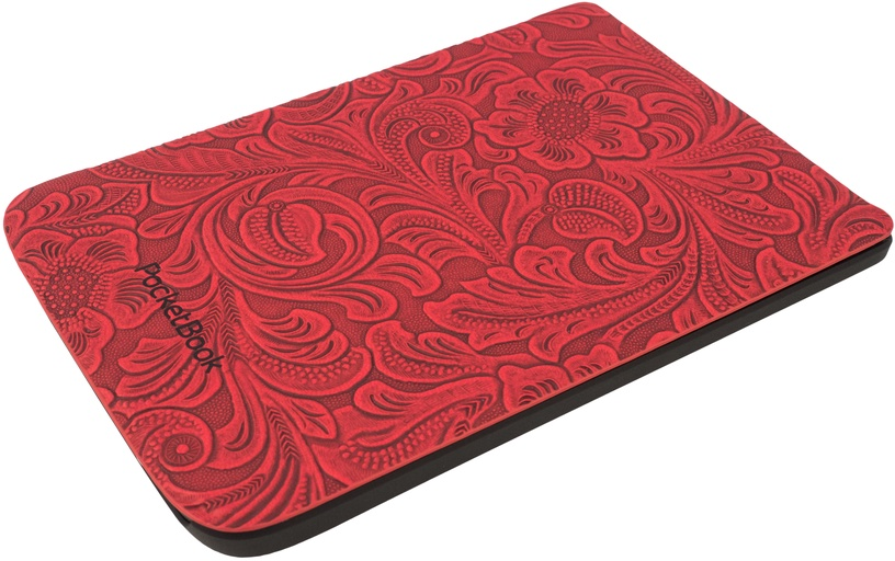 "PocketBook Shell 6"" Cover For HD 3 Red"