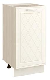 DaVita Tiffani 19.54 Kitchen Bottom Cabinet Astrid Pine/Melinga