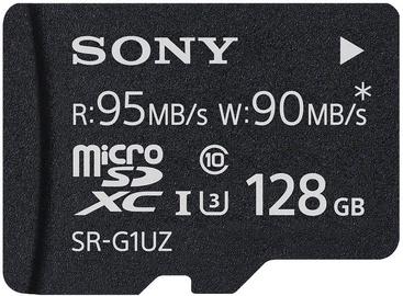 Sony 128GB Micro SDXC UHS-I U3 Class 10