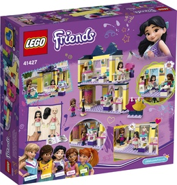 Konstruktorius LEGO® Friends 41427 Emma drabužių parduotuvė