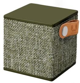 Belaidė kolonėlė Fresh 'n Rebel Rockbox Cube Fabriq Edition Army