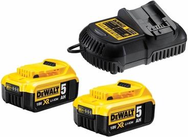 DeWALT DCB115P2-QW Battery Pack + Charger