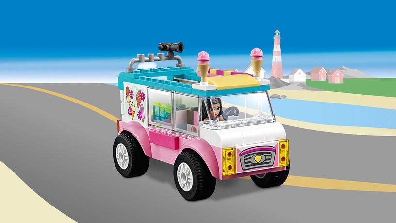 Конструктор LEGO Juniors Emma's Ice Cream Truck 10727 10727, 137 шт.