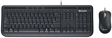 Microsoft Desktop 600 Wired Keyboard RU Black