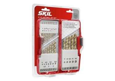 Skil 2610S00918 Drill Bit Set 21pcs