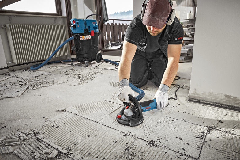 Bosch GBR 15 CAG Concrete Grinder