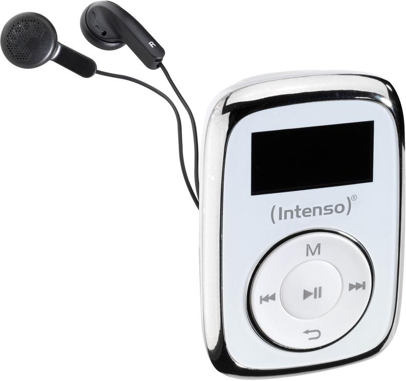 Музыкальный проигрыватель Intenso 3614562 White, 8 ГБ