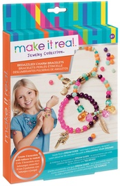 Make It Real Bedazzled! Charm Bracelets Graphic Jungle