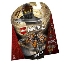 Konstruktor LEGO Ninjago Spinjitzu Cole 625056