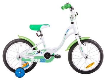 Vaikiškas dviratis Romet Tola 20 White Green 19