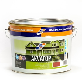 Rilak Akvatop Outdoor Emulsion Paint Reddish Brown 9l