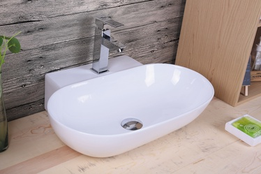 Sanycces Washbasin Pisa Above White
