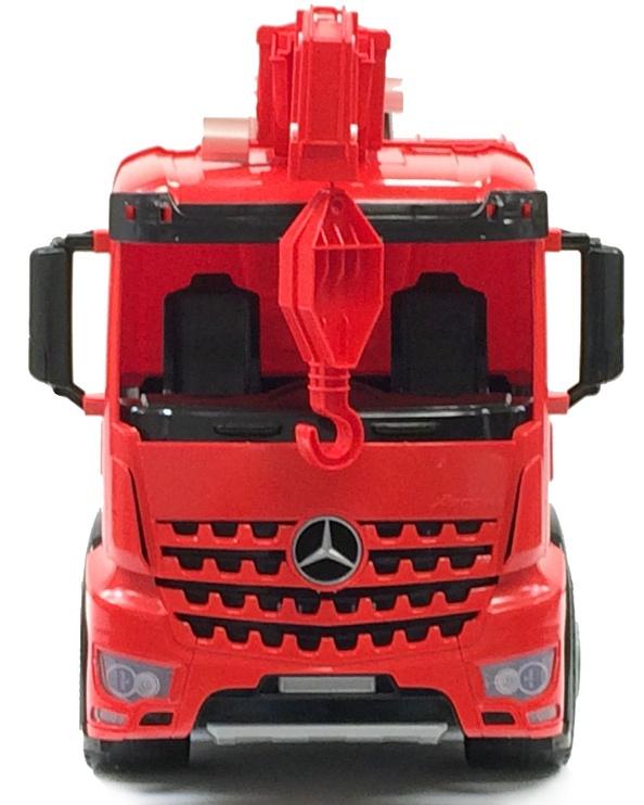 Lena Mercedes Arocs Red 02175