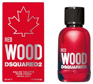 Tualettvesi Dsquared2 Red Wood 50ml EDT