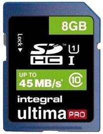 Integral 8GB UltimaPro SDHC Class 10