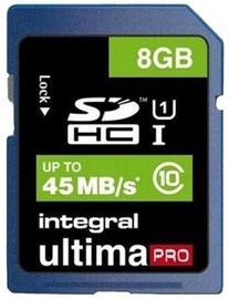 Integral 8GB UltimaPro SDHC Class 10