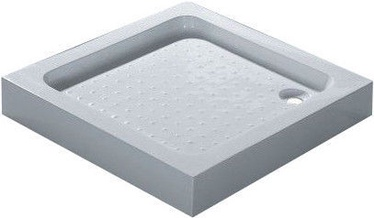 Gotland Shower Tray 90x90 White