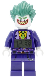 ClicTime LEGO Minifigure Alarm Clock The Joker
