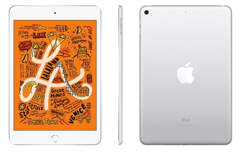 Planšetinis kompiuteris Apple iPad Mini 5 Wi-Fi 64GB Silver