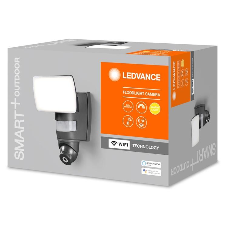 Светильник Ledvance 4058075478312, 1 шт., 24Вт, led, IP44, серый