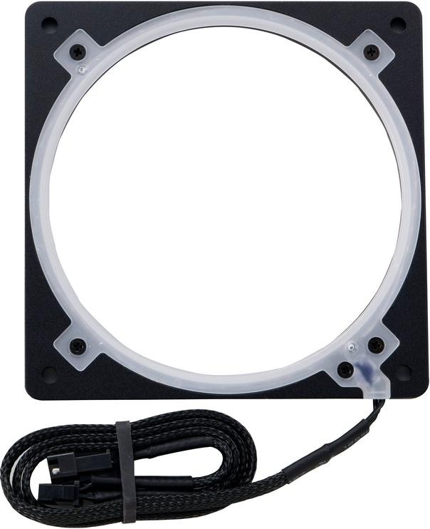 Phanteks Fan Frame Halos LUX Digital RGB 120mm Black