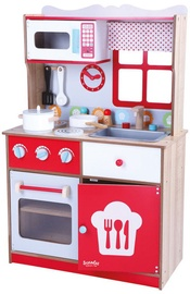 Gerardos Toys Wooden Kitchen Scarlet 41280
