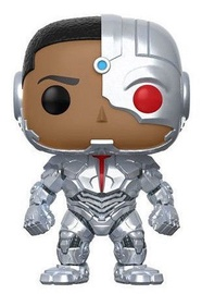 Funko Pop! Heroes DC Justice League Cyborg 209
