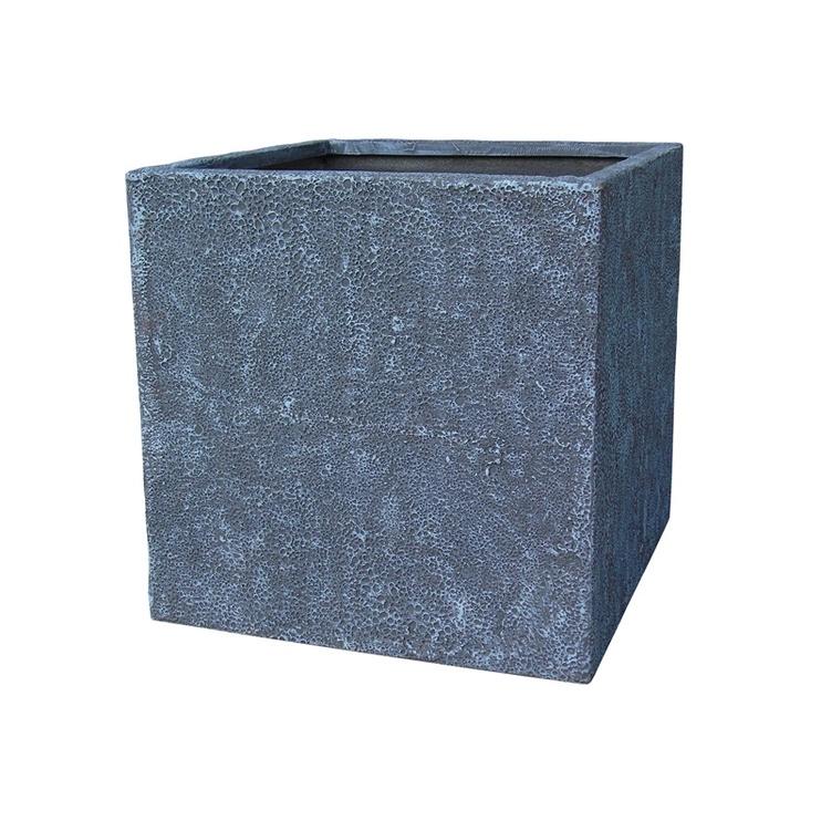 SN Ceramic Flower Pot RP17-416 D37cm Blue/Grey