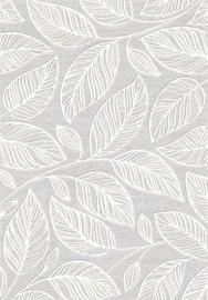 Ковер Domoletti Argentum 063-0687-7969, белый/серый, 195x133 см