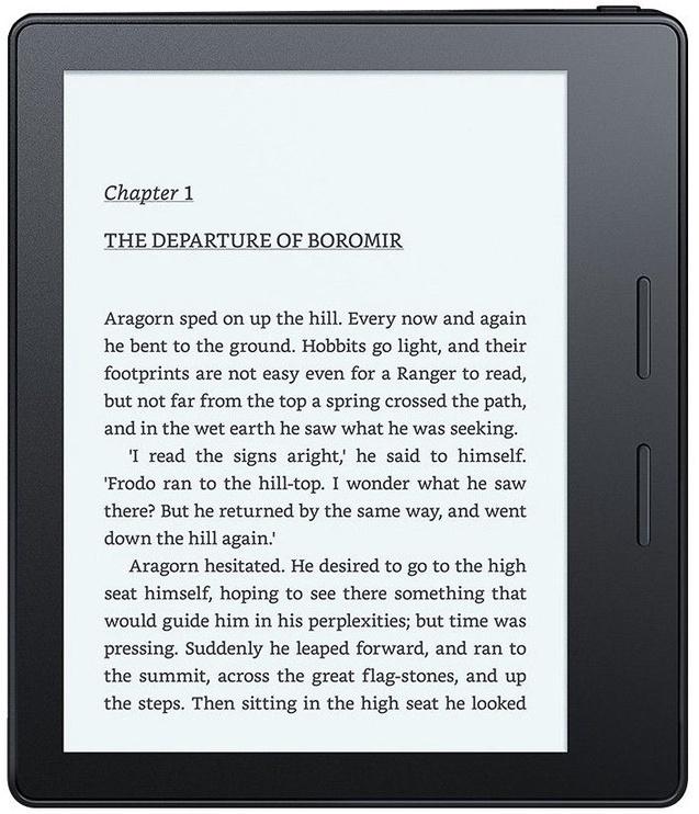 Elektroninė knygų skaityklė Amazon Oasis, 8 GB