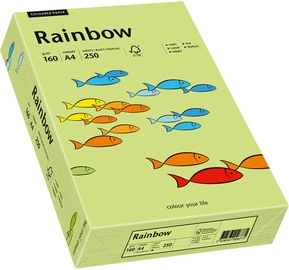 Papyrus Rainbow Paper A4 Medium Green
