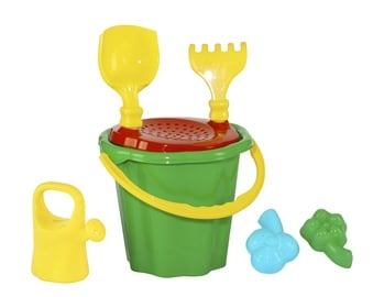 Набор игрушек для песочницы D06, многоцветный
