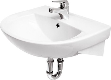 Cersanit Market Bathroom Washbasin 400x360mm White