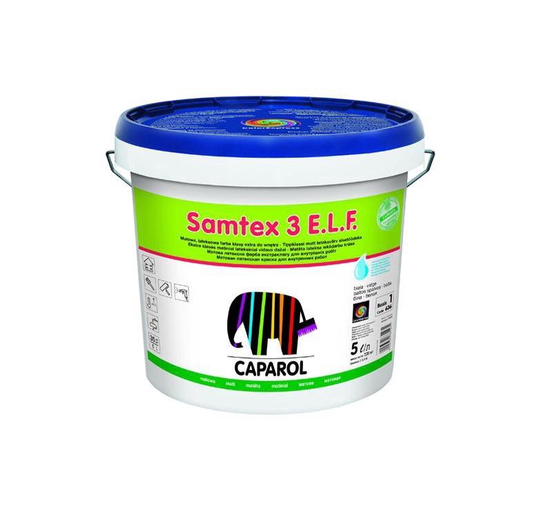 Laevärv Samtex 3 X1 valge 5l