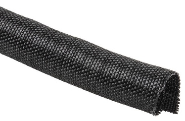 Techflex F6 Woven Wrap Sleeve 19.1mm Black 1m