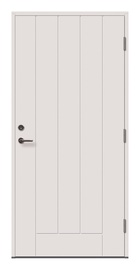 SN Cello 02 White 99x209cm