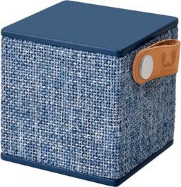Belaidė kolonėlė Fresh 'n Rebel Rockbox Cube Fabriq Edition Indigo