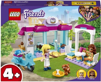 Конструктор LEGO Friends Пекарня Хартлейк-Сити 41440